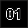 01 čierna