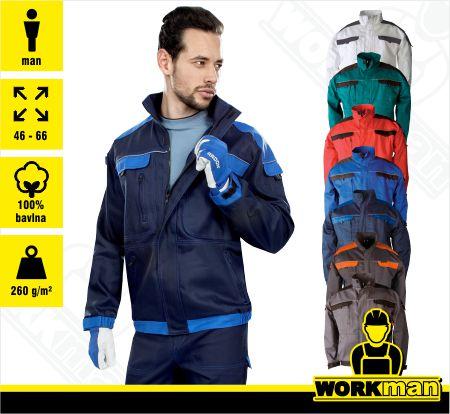 5f4d39191829 Montérková blúza COOL TREND Ardon Pracovné odevy Workman