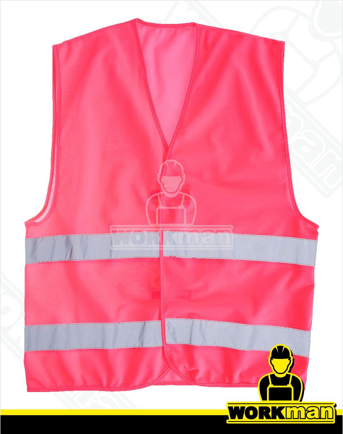 58e1f29c745b Reflexná vesta IONA F474 Portwest ružová Pracovné odevy WORKMAN