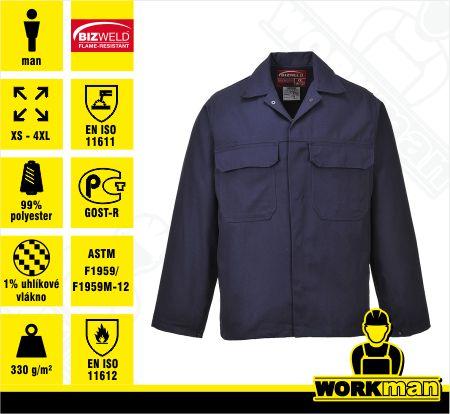db81e1411f5 Zváračská blúza Bizweld BIZ2NAR Portwest Pracovné odevy Workman
