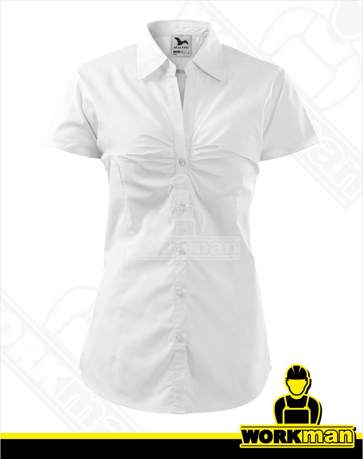0823d7d92489 Dámska košeľa CHIC Malfini Pracovné odevy WORKMAN