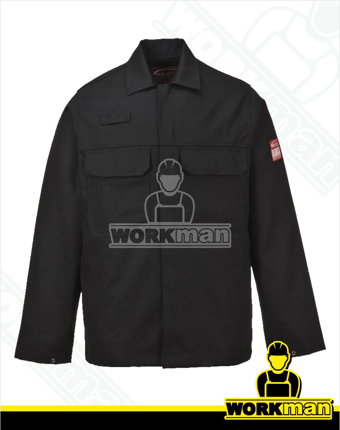 b0e7e610be6 Zváračská blúza Bizweld BIZ2 Portwest Pracovné odevy Workman