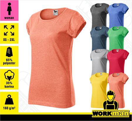 0a1d6abe3c7f Dámske tričko FUSION Malfini Pracovné odevy WORKMAN