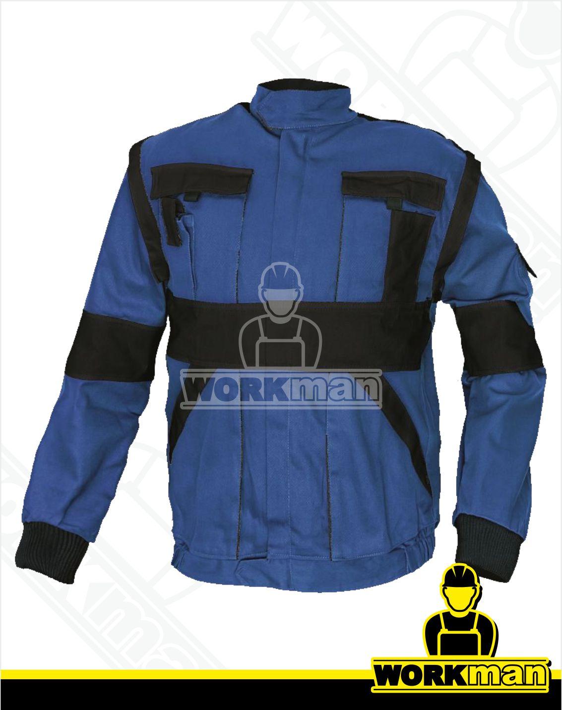 Monterková blúza MAX 2v1 Červa Pracovné odevy Workman 0c17582ec0