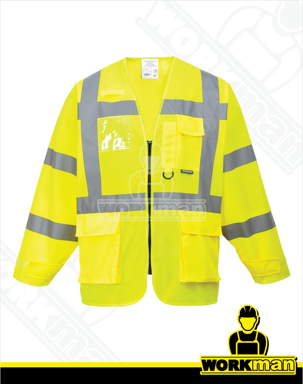 Reflexná blúza Hi-Vis EXECUTIVE S475 Portwest