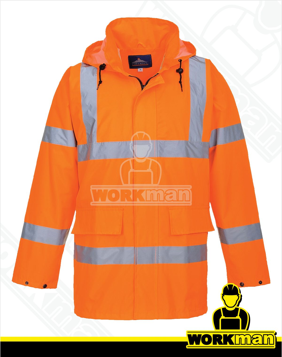 Reflexná bunda Hi-vis LITE TRAFFIC S160 Portwest