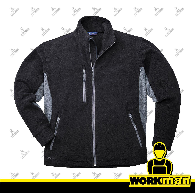 42fc51fa70d Fleecová bunda TEXO HEAVY TWO Tone Portwest Pracovné odevy WORKMAN