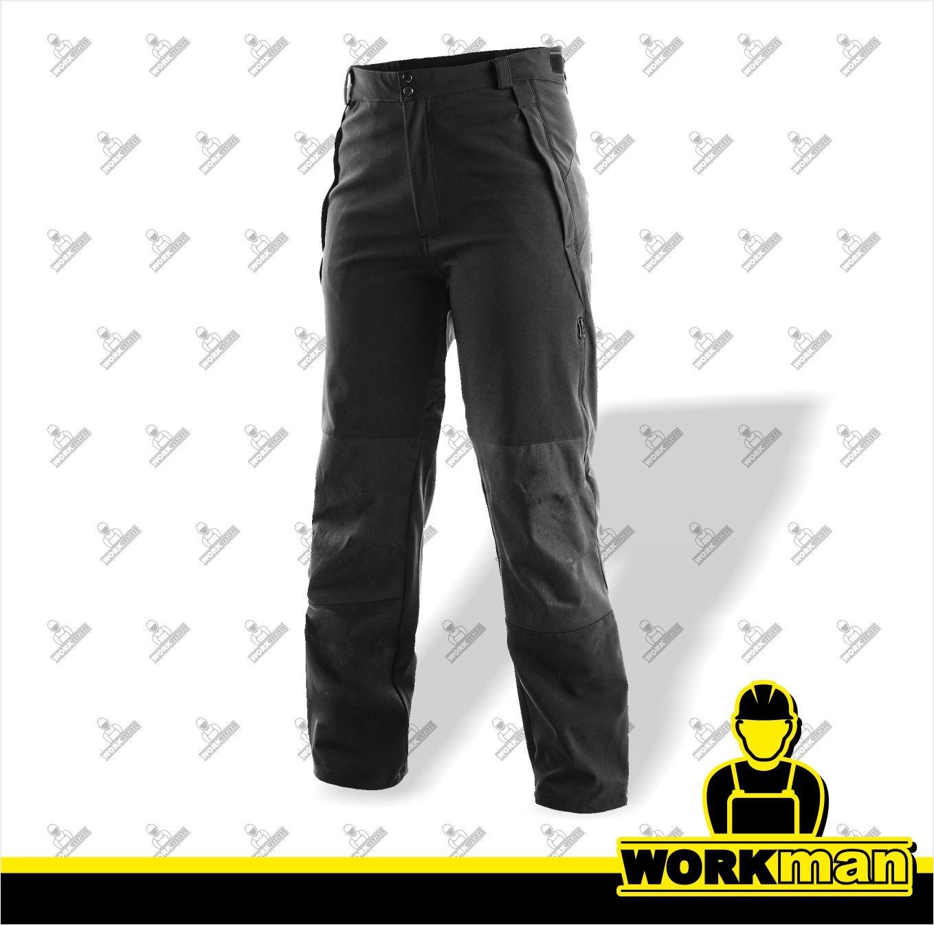 6cb8bc054 Softshellové nohavice BOSTON unisex Cxs Pracovné odevy WORKMAN