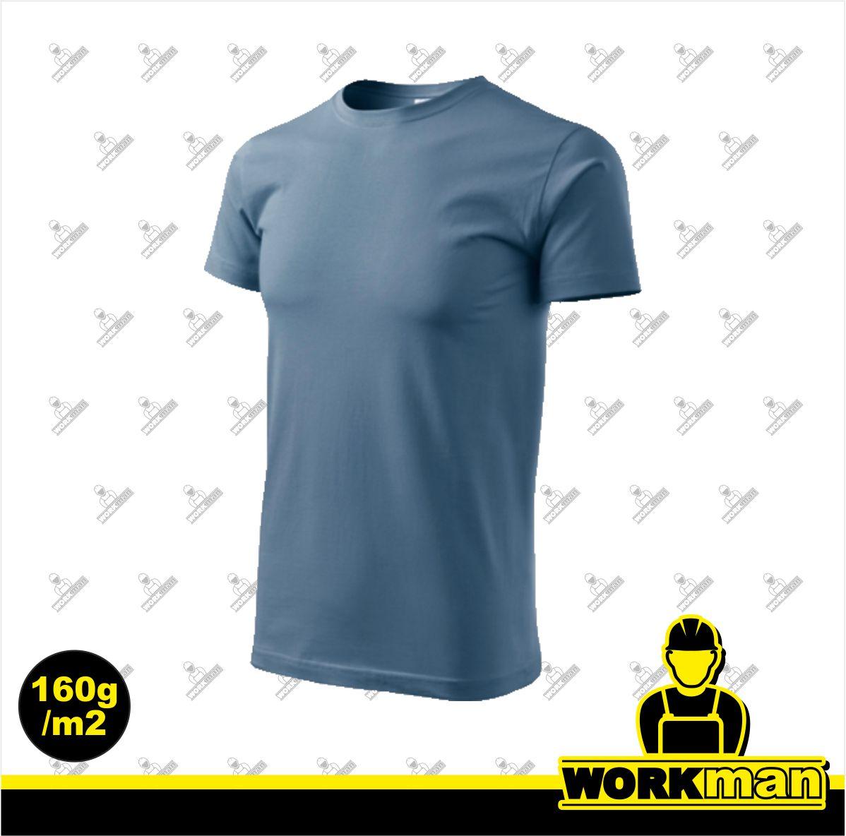 bc83ba46797 Tričko pánske BASIC 160 Adler Pracovné odevy Workman