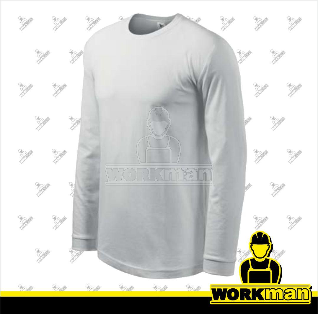 Tričko pánske STREET LS Adler Pracovné odevy WORKMAN 1641f55e08c