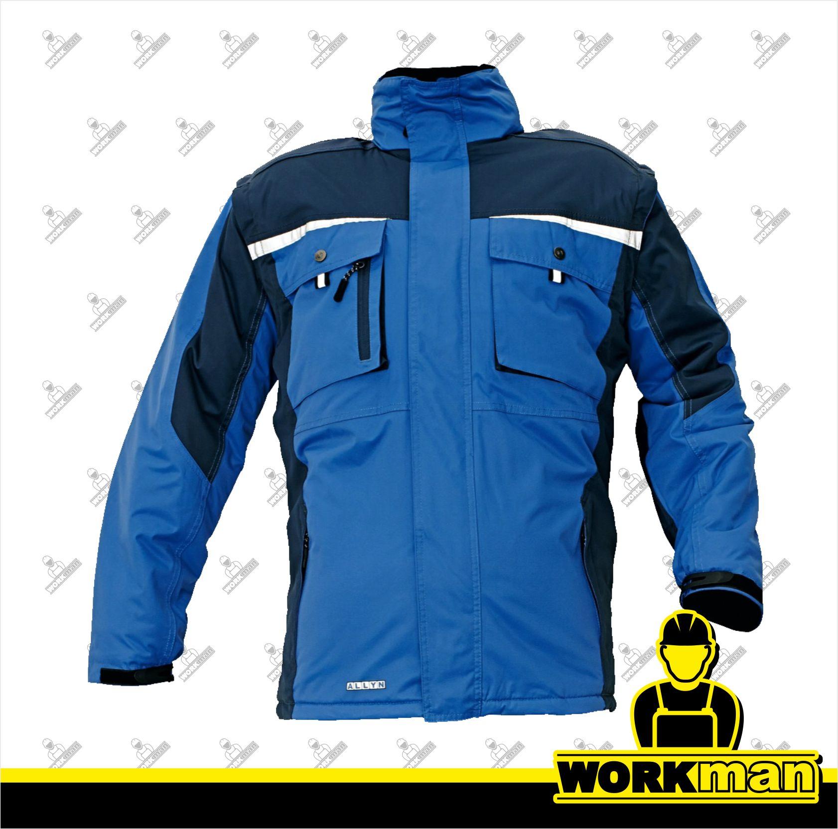 a8d9a57858e Zimná bunda ALLYN 2V1 Červa Pracovné odevy Workman