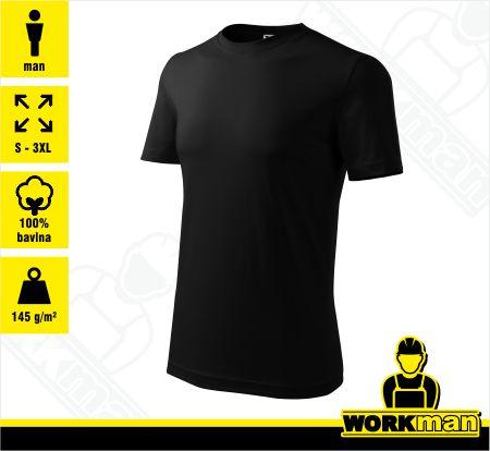 f713073a8d49 Pánske tričko CLASSIC NEW Malfini čierna empty