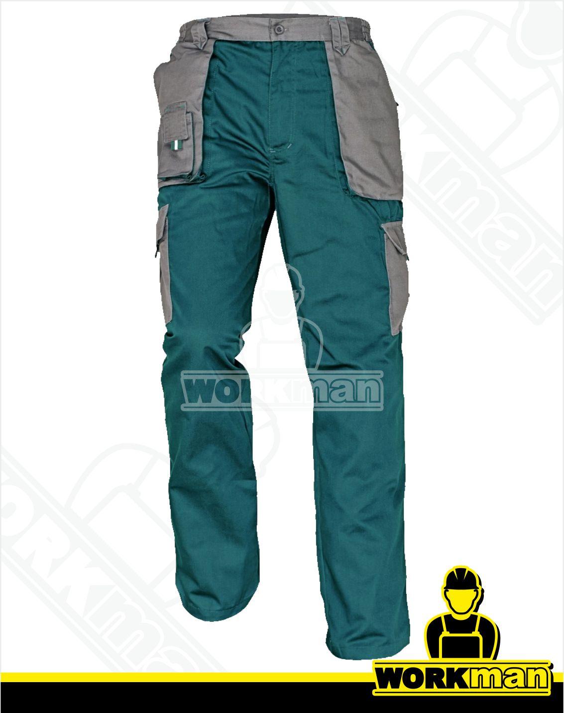 728eac8e170b Montérkové nohavice MAX EVOLUTION do pása Červa Pracovné odevy Workman