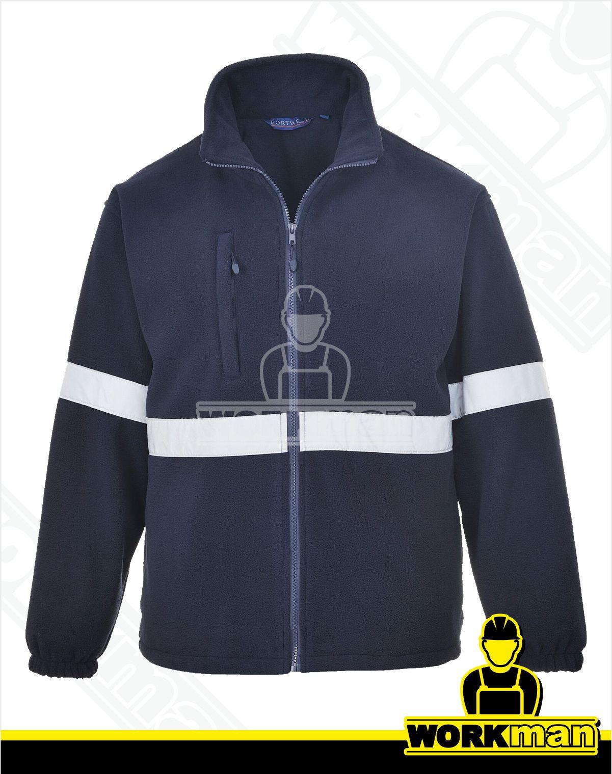 90b0c41a108b Reflexná fleece bunda IONA F433 Portwest Pracovné odevy WORKMAN