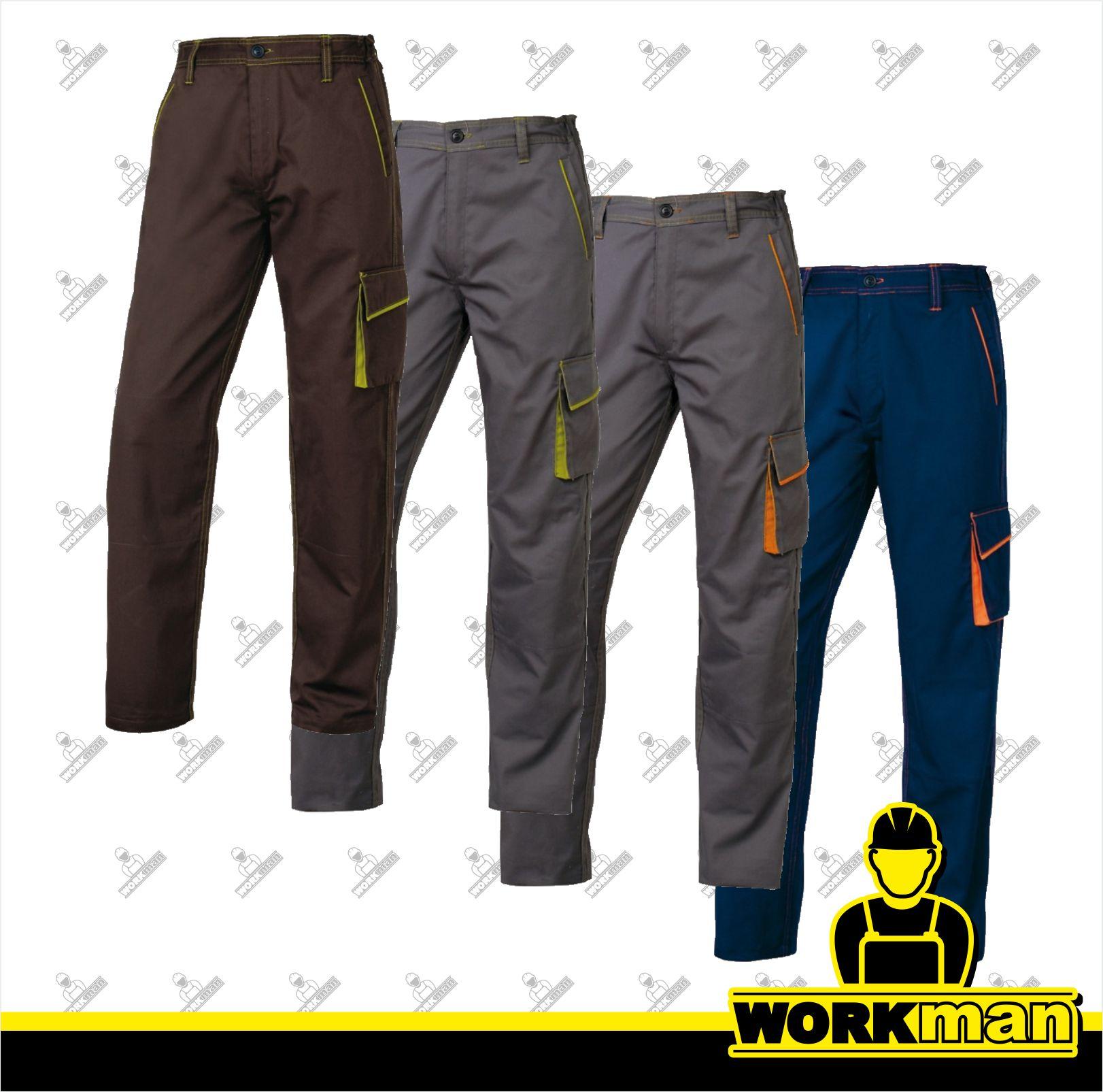 3dfb6c87a4cb Pracovné nohavice PANOSTYLE Panoply Deltaplus pracovné odevy WORKMAN