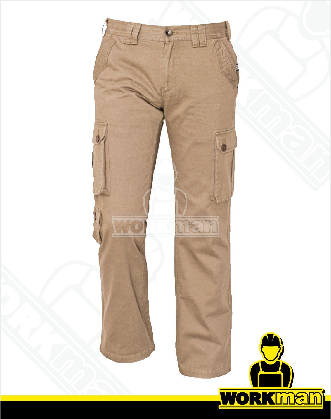 553c25d77b63 Outdoorové nohavice CHENA Crv Pracovné odevy WORKMAN
