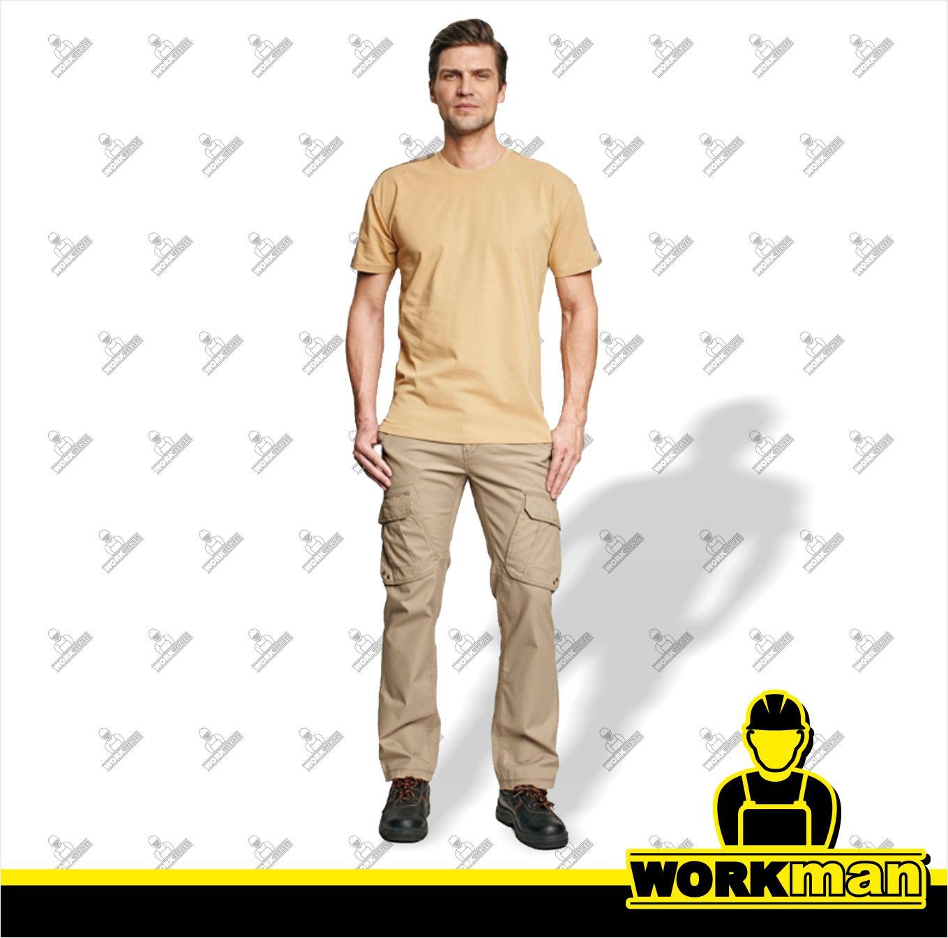 dcfbb3caf6ae Outdoorové nohavice TANANA CRV červa Pracovné odevy WORKMAN