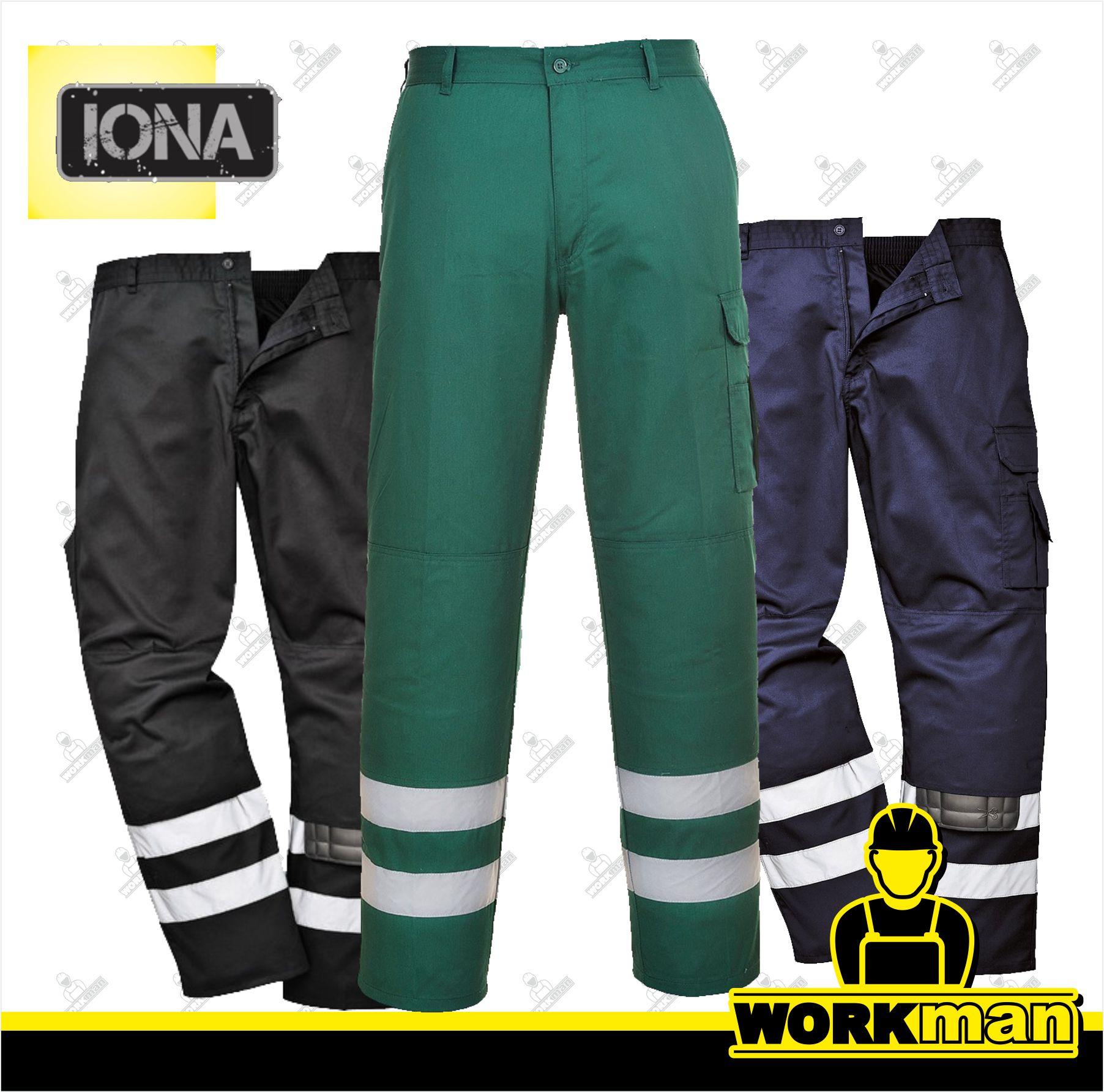 35d5566a65a5 Reflexné nohavice S917 PORTWEST IONA Pracovné odevy WORKMAN