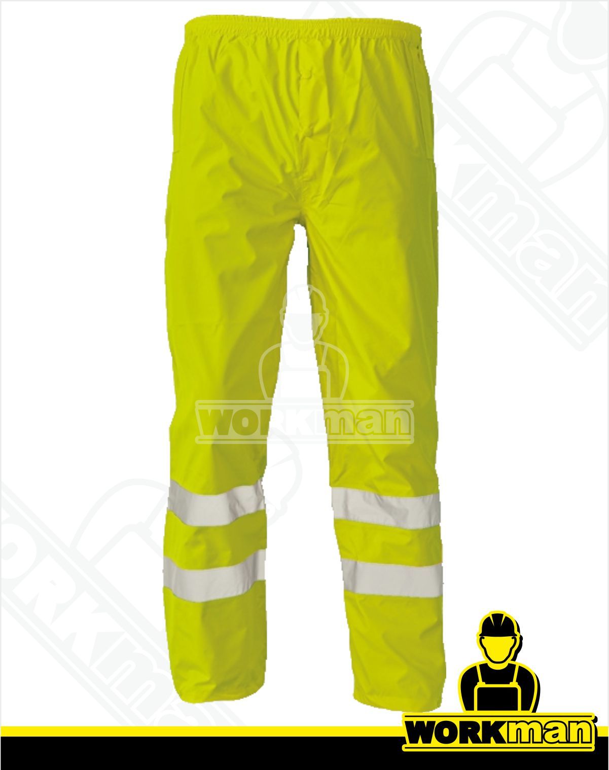 75c563ce9bf8 Reflexné nepremokavé nohavice GORDON Červa Pracovné odevy WORKMAN