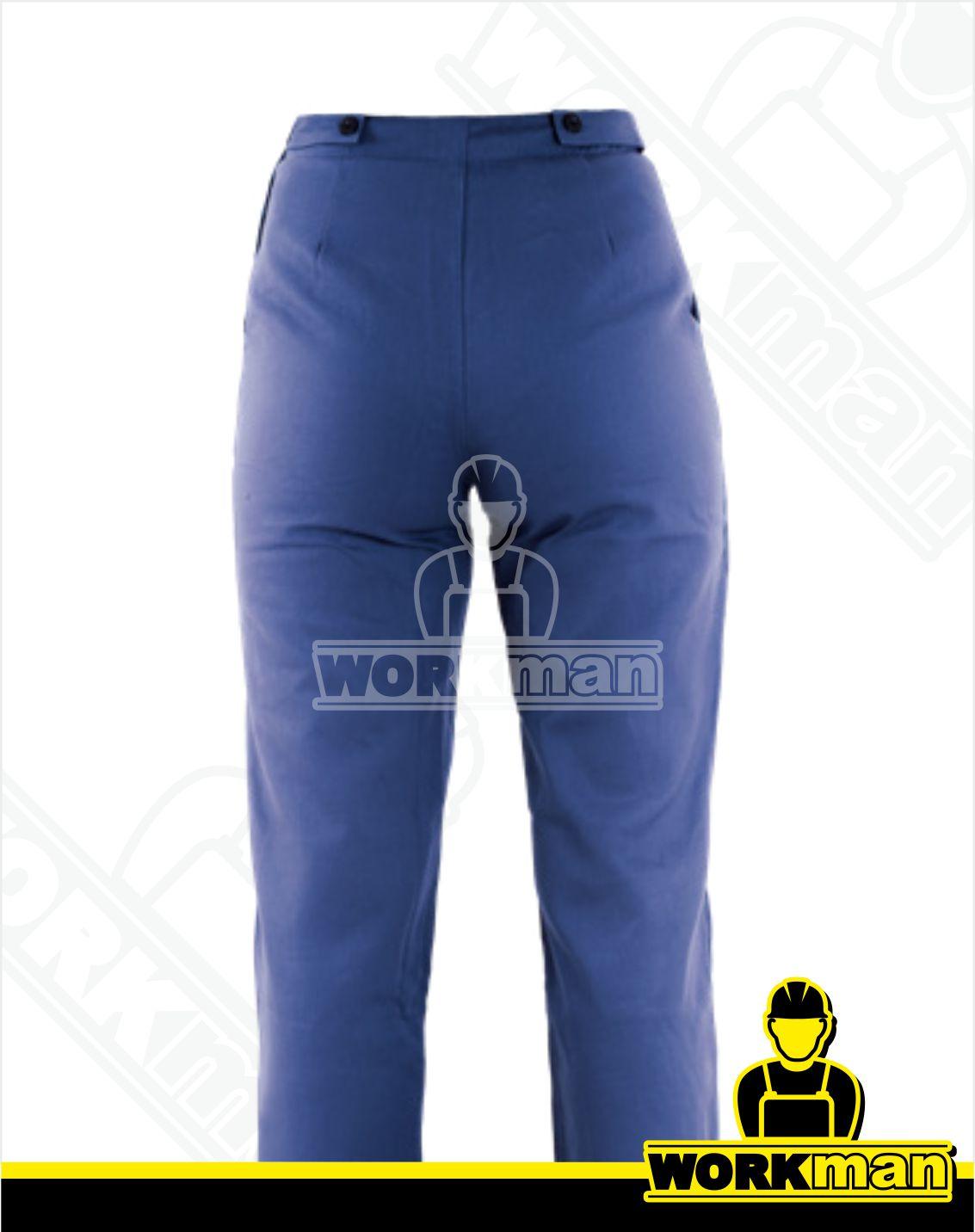 61eb7f2e33ca Dámske montérkové nohavice HELA do pása Cxs Pracovné odevy WORKMAN
