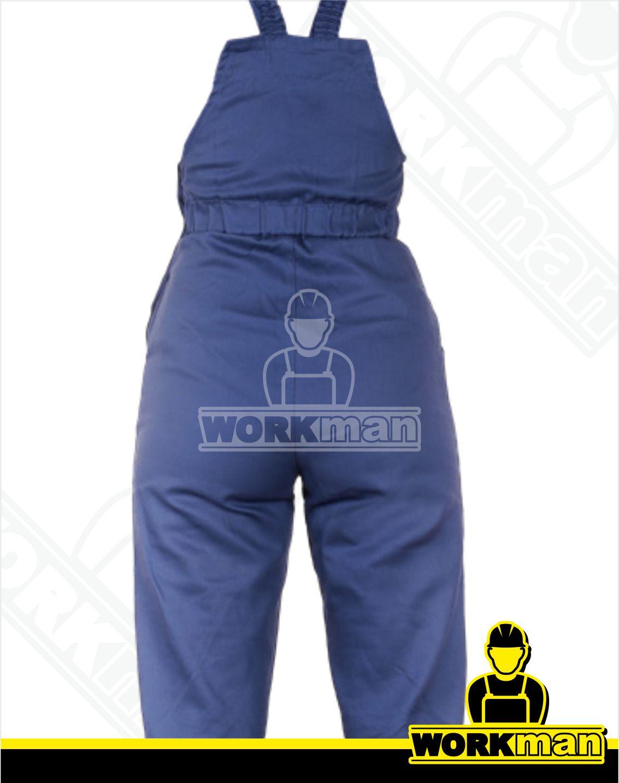 3a67826664cb Dámske montérkové nohavice YVONA s náprsenkou Cxs pracovné odevy