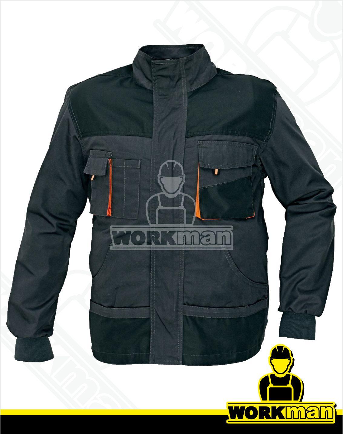 Monterková bunda EMERTON Červa Pracovné odevy Workman ad7c3625981