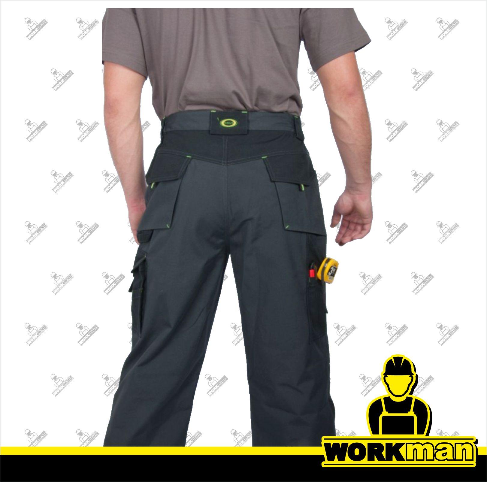 0aa945acadf7 Montérkové nohavice SIRIUS NICOLAS do pásu Cxs Pracovné odevy WORKMAN