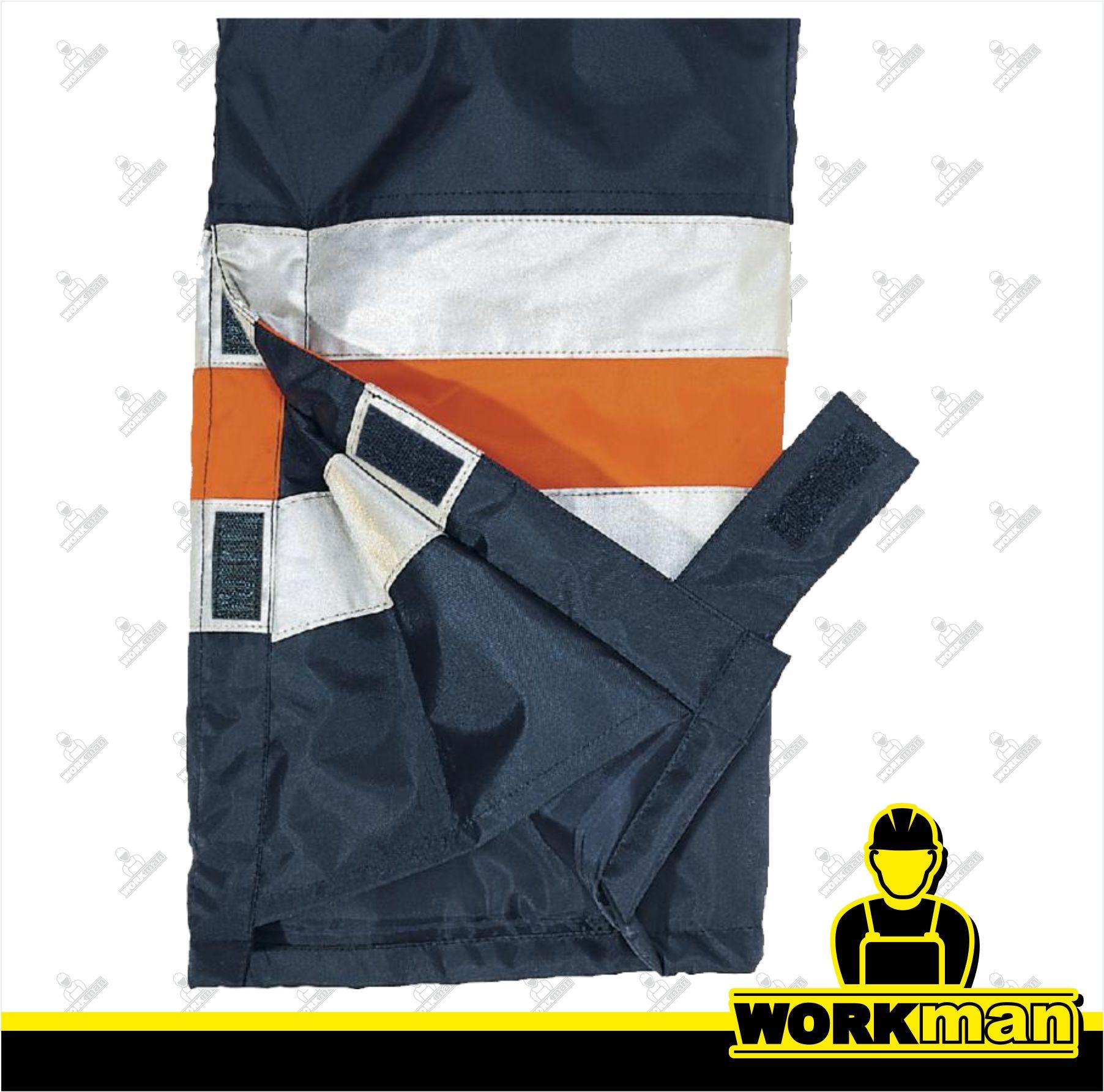 Zimné reflexné nohavice FARGO DELTAPLUS Pracovné odevy Workman 19f570bd45e